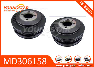 China For Mitsubishi Pajero Shogun Triton Crankshaft Pulley V31 4G64 4G63 MD306158 factory