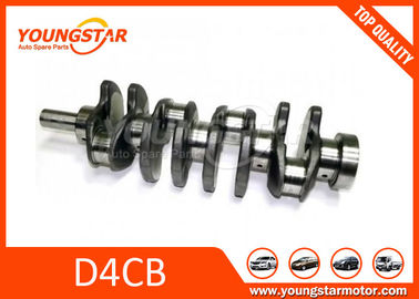 Hyundai Kia D4CB 231114A010 Engine Crankshaft , Starex / H -1 Auto Crankshaft
