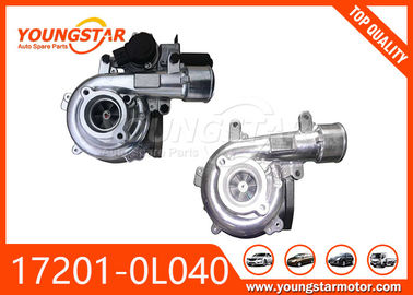 China TOYOTA 1KD Automotive Turbocharger , Car Turbo Charger CT16 17201-0L040 factory