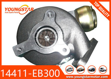 China Nissan Navara GT2056V Car Turbocharger 751243-5002 14411-EB300 14411EB300 factory