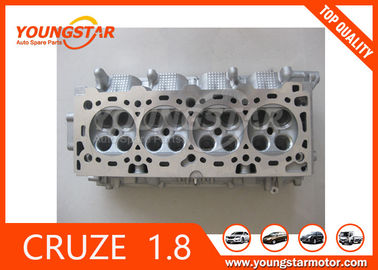 China Aluminium Automotive Cylinder Heads Chevrolet Cruze 1.8 Part Number 55568363 16V / 4CYL factory