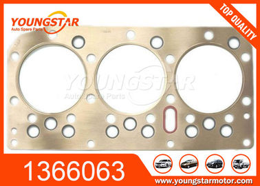 Metal Cylinder Head Gasket For Daf 85 Parts No 1366063 30-026912-00 0376279