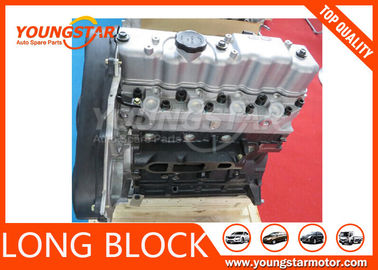 China Long Engine Cylinder Block For Hyundai H1 D4BB D4BH / Mitsubishi 4D56T D4BH factory