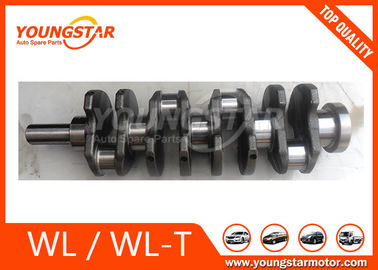 Casting Iron Engine Crankshaft For Mazda WL WL-T 2.5TD B2500 WL51-11-210 WL01-11-330
