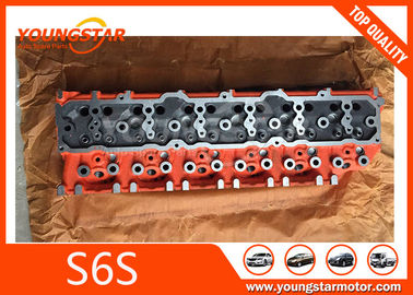 Mitsubishi Forklift Engine Parts Cylinder Head For S6S 32B01-01011 32B0101011