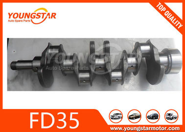 Casting Iron Engine Crankshaft For NISSAN ED33 FD35T 12200-T9000 12200-01T00