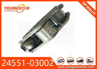 TS 16949 Approval Engine Rocker Arm For Kia Rio 24551-03002 / HYUNDAI  i10 1.2