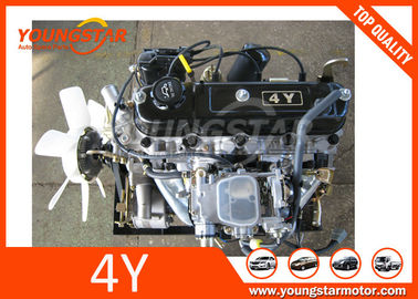 China Complete Engine Cylinder Block For Toyota 3Y 4Y 1RZ  2RZ  3RZ Toyota Forklift Engine factory