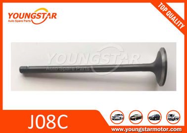 J08C J08CT Hino Diesel Engine Valve In 13711-1830 Valve Ex 13715-1730