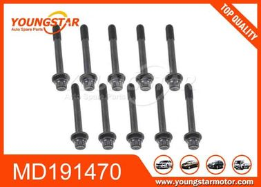 China OEM  MD191470   81024100  ES71177 Cylinder Head Repairs Bolts For MITSUBISHI 4G63 4G64 factory