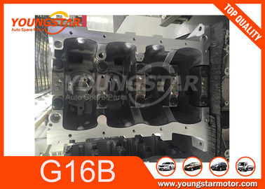 China G16b Suzuki Aluminium Cylinder Block 1.6l 16v For Vitara / Baleno Engine factory