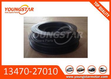 China ISO TS Standard Toyota Avensis Crankshaft Pulley 13470-27010 1347027010 factory