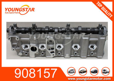 China VW AAB 2.4D Cylinder Head Assy / 908157 908357 Aluminium Cylinder Head Build factory