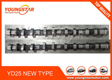 China 130204KV0A 130204KV0C Engine Camshaft For Nissan Renault YD25DDTI ISO 9001 factory