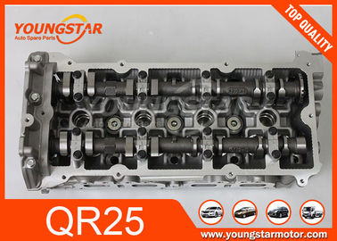 China QR25 Complete Cylinder Head For Nissan X - Trail T31 Altima Primera Bluebird 2001-06 11040-Ma00a 11041-Ma00a factory