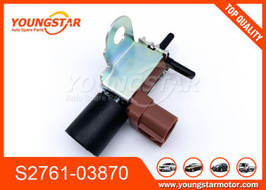 China Valve Solenoid Assy Automobile Engine Parts S2761-03870 184600-3920 24V For Toyota Vacuum Switching factory