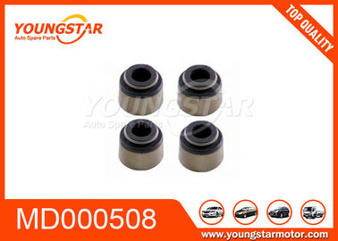 MD000508 MD050109 Cylinder Head Repairs Valve Stem Seals For Mitusbishi 4D56