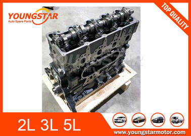 China Engine Long Block For TOYOTA Hilux Dyna Hiace 2L  3L  5L  Casting Iron Material factory