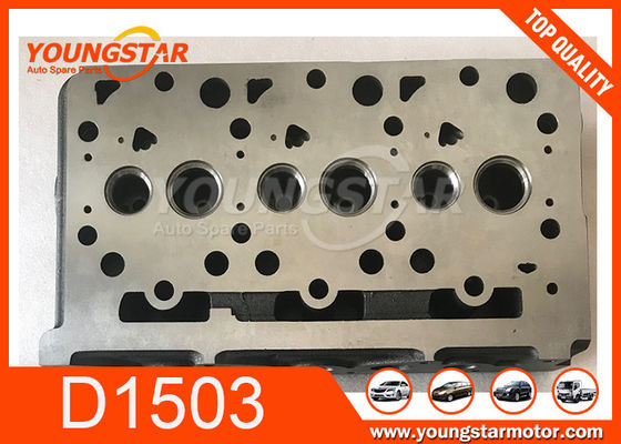 KUBOTA D1503 Engine Cylinder Head OEM 1A013-03043 1A01303044