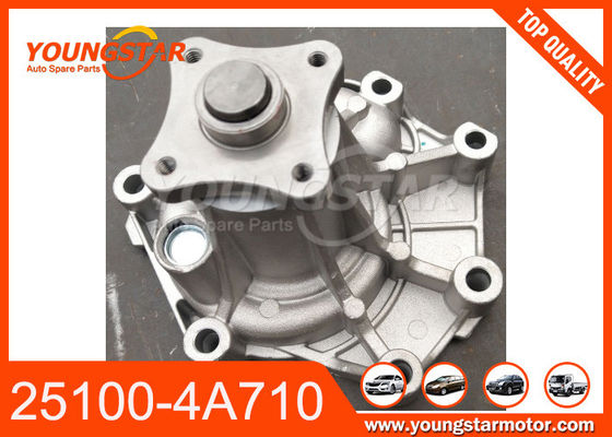 25100-4A710 Hyundai Water Pump For D4CB Automobile Engine Parts