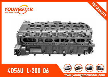 China MITSUBISHI Complete Cylinder Head For 4D56U  L-200  06=> TRITON  16V  2.5tdi  1005A560 factory