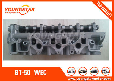 China WEC / WE 07- 16V For MAZDA  BT-50 Cylinder Head Assemby WE0110100J WE0110100K factory