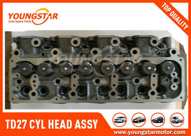 China NISSAN TD27T Pick -Up Diesel Engine Cylinder Head Approved ISO 9001 factory