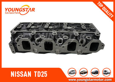 China Diesel Car Engine Cylinder Head For NISSAN PICKUP TD25 11039 - 44G02 factory