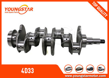 China MITSUBISHI Canter 4D33 Diesel Engine Crankshaft 3.4D ME - 018297 ISO 9001 factory