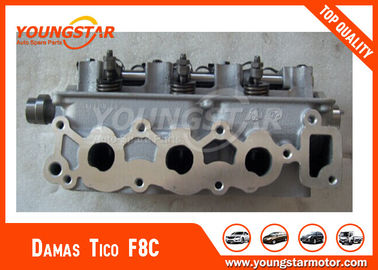 China Complete Cylinder Head For DAEWOO Damas Tico  F8C  0.8L 94581248 11110-78B00-000 factory