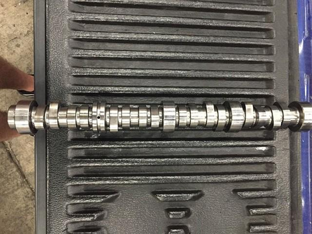 13501-75010 Chilled Cast Iron Camshaft for Toyota 1RZ 2RZ Camshaft