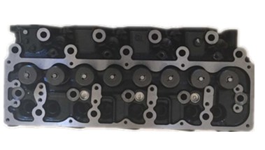 Nissan / Forklifter Parts QD32 Assembly automotive cylinder heads Iron Material