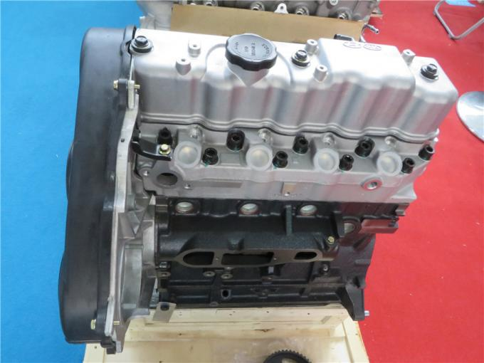Long Engine Cylinder Block For Hyundai H1 D4BB D4BH / Mitsubishi 4D56T D4BH