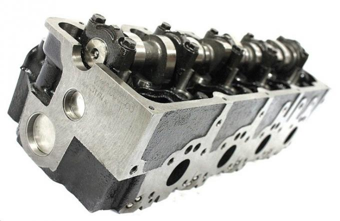 Toyota 2L Cylinder Head Assy With Oil Groove And With Six Water Holes